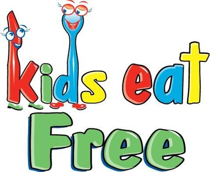 Free Meals to Kids ages 1-18