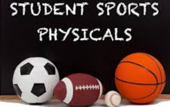 Sports Physical Locations and Dates