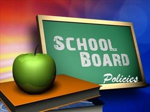 Policies Board Policies