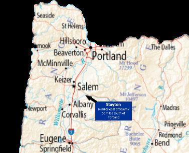 map of stayton oregon Community Info Flyers Community map of stayton oregon