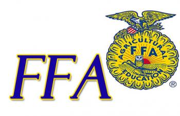 FFA Students Place 3rd in Speaking Contest