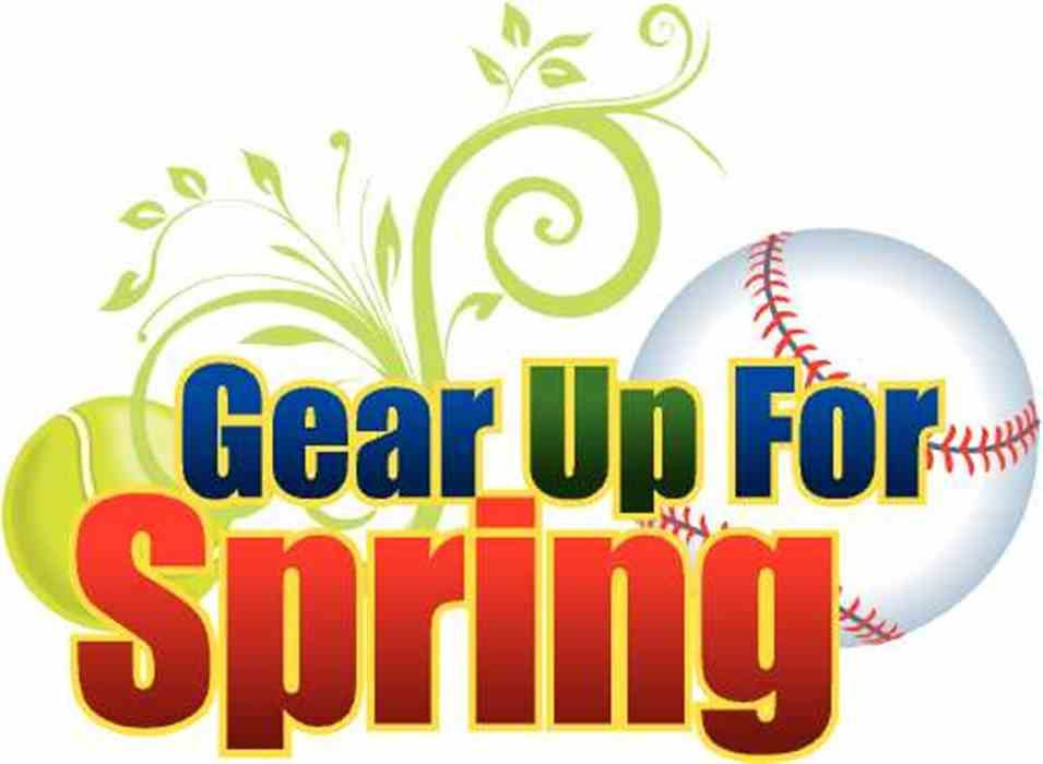 Gear Up for Spring Sports!