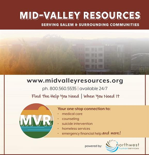 Mid-Valley Resources Flyer
